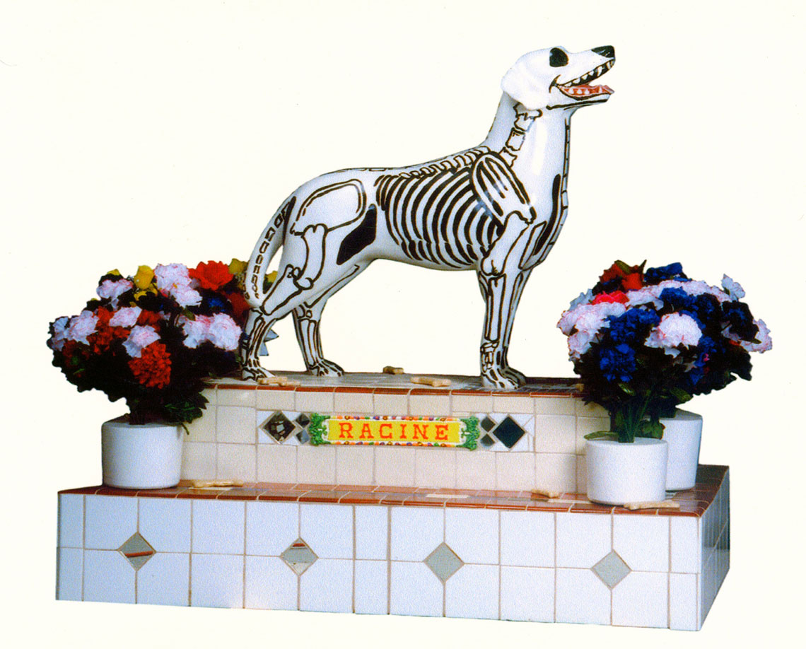 Perro Muertos (Dead Dog): Alex's entry in the 2002 Racine Dog Days of Summer