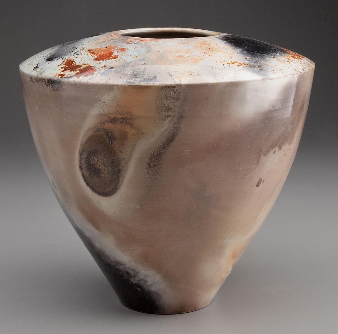 Pit Fired Pottery Alex Mandli