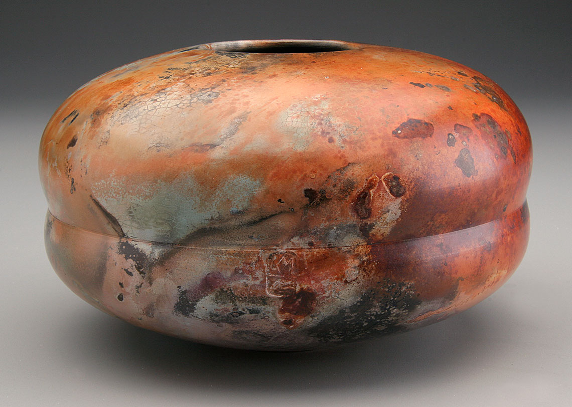 Links Alex Mandli Saggar Fired And Pit Fired Pottery