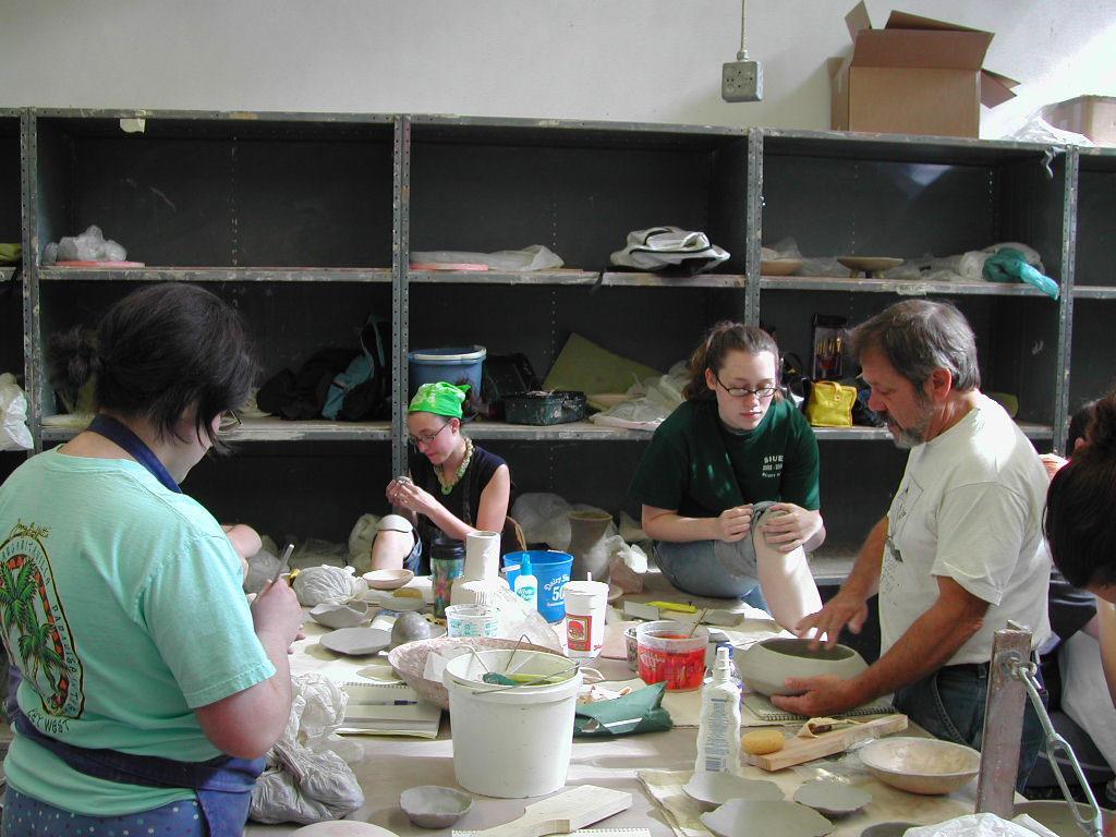 Workshop At Southern Illinois University Edwardsville